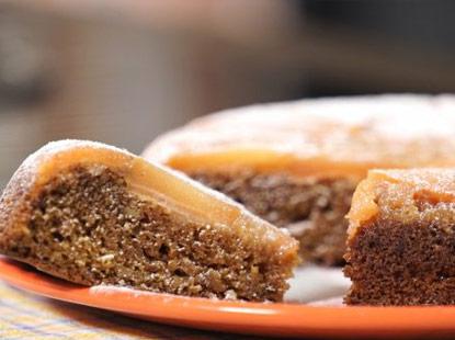 Obrnuta torta od dunja
